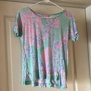 XXS Lilly Pulitzer Flowy Shirt